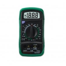 Так выглядит Мультиметр универсальный Mastech MAS830  по низкой цене.