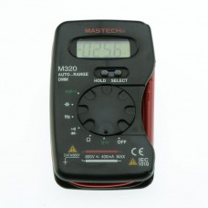 It looks like Universal multimeter Mastech M320 at a low price.