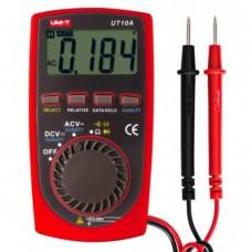 Так выглядит Мультиметр карманный универсальный Uni-t UT10A  по низкой цене.