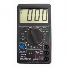 Digital multimeter Digital Tech DT700B c large display