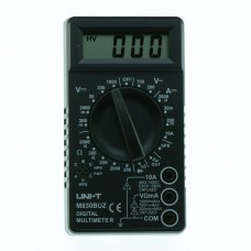 It looks like Multimeter universal Unit M830BUZ at a low price.