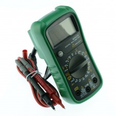 It looks like Digital multimeter Mastech MS8238 at a low price.