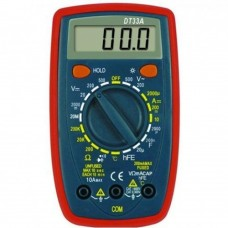 Digital multimeter Digital Tech DT33A illuminated