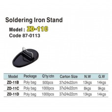 Stand for soldering iron ZD-11C