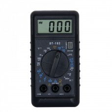 Digital multimeter Digital Tech DT182 pocket
