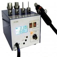 Hot air soldering station ZD-939L (hot)
