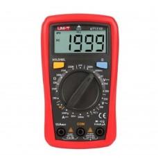Так выглядит Карманный цифровой мультиметр UNI-T UTM 1131D (UT131D)  по низкой цене.
