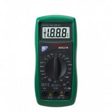Так выглядит Мультиметр универсальный Mastech MS8221B  по низкой цене.