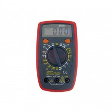Digital multimeter Digital Tech DT33C illuminated