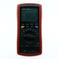 Цифровой мультиметр Uni-t UTM 170B (UT70B)  во всей красе на фото