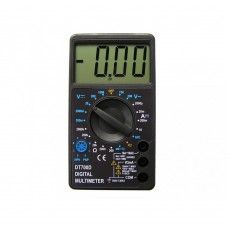 Digital multimeter Digital Tech DT700D large display (with sound)