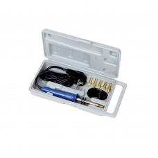 Так выглядит Паяльник-выжигатель ZD-410B 30W + 6 насадок  по низкой цене.