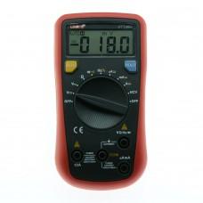 Так выглядит Мультиметр универсальный Uni-t UT136D  по низкой цене.