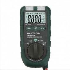 Так выглядит Мультиметр универсальный Mastech MS8232B  по низкой цене.