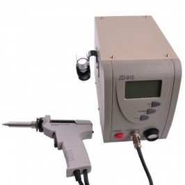 Soldering station ZD-915 with suction solder