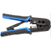 Comparison Crimping tool (HT-N568R) for 6р4с, 8p8c connectors, drive  foto 1