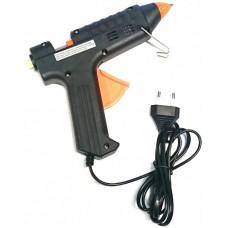 Пістолет клейовий ZD-9A Zhongdi, під клей 11мм c регулятором температури, 200W