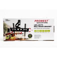 Bracket wall Prowest L033-1