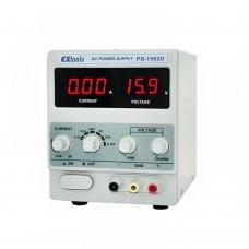 Лабораторний блок живлення PS-1502D, 15B, 2A