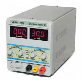 Laboratory power supply PS-305D, 30B, 5A