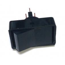 Переключатель ASW-11-102 ON-ON  , 3pin, 12V, 20А, чёрный