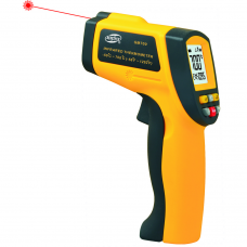 The Benetech GM700 infrared thermometer, Benetech