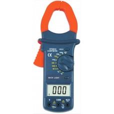 Кліщі струмовимірювальні DT201C з підсвічуванням DT