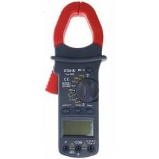 Кліщі струмовимірювальні DT201D з підсвічуванням DT