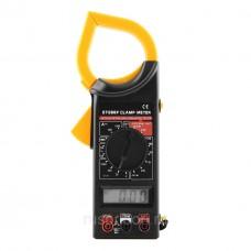Кліщі струмовимірювальні DT266F DT