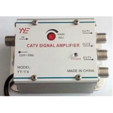 Абонентский усилитель YY-114
