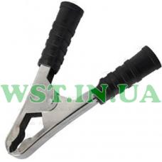 The battery clip 100A, L105мм, black